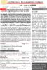 Transposition française de la DME2  : un cadre législatif peut en cacher un autre